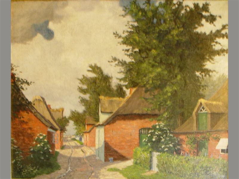 Антиквариат. Старинная западноевропейская живопись