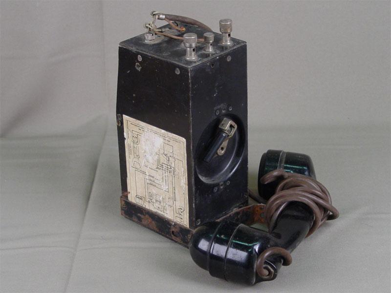 Телефон, США, 1940-е годы, высота— 23см