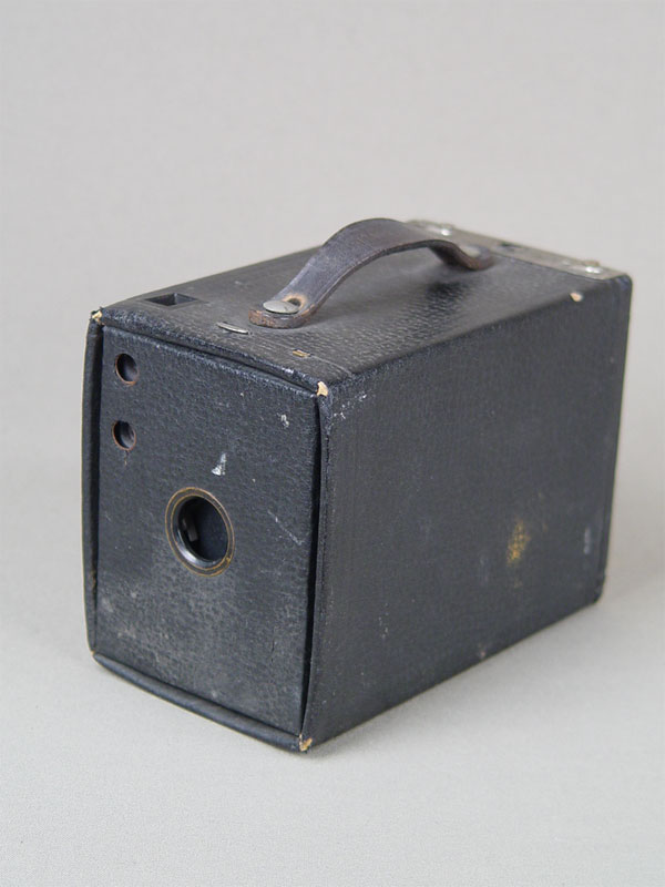 Фотоаппарат, 1908г, 14,5×18×10см