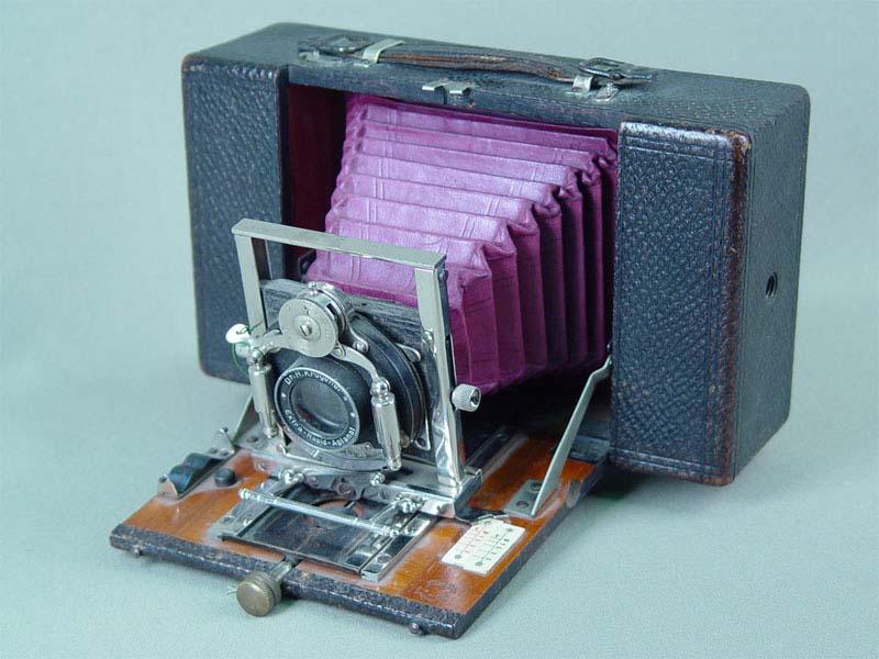 Фотоаппарат «Dr.R.Krugener», 1930—40-е гг, 22×13см