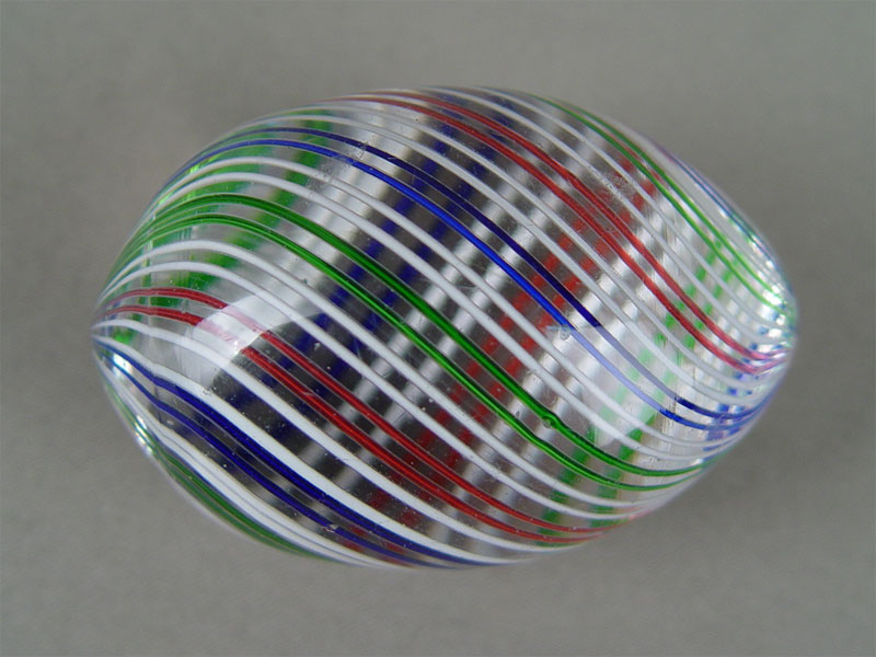 Антиквариат. Яйцо пасхальное, стекло