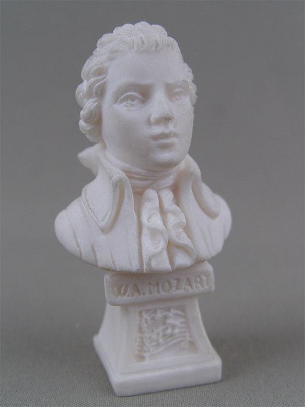 Антиквариат. «Моцарт», мраморная крошка