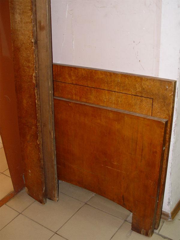 Кровать односпальная, карельская береза, Россия, конец XIXвека, 89×97×200см