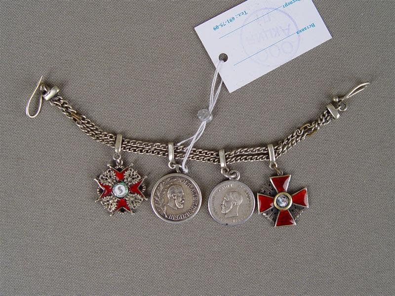 Антиквариат. антикварная подвеска, орден, орденская, серебро, эмаль