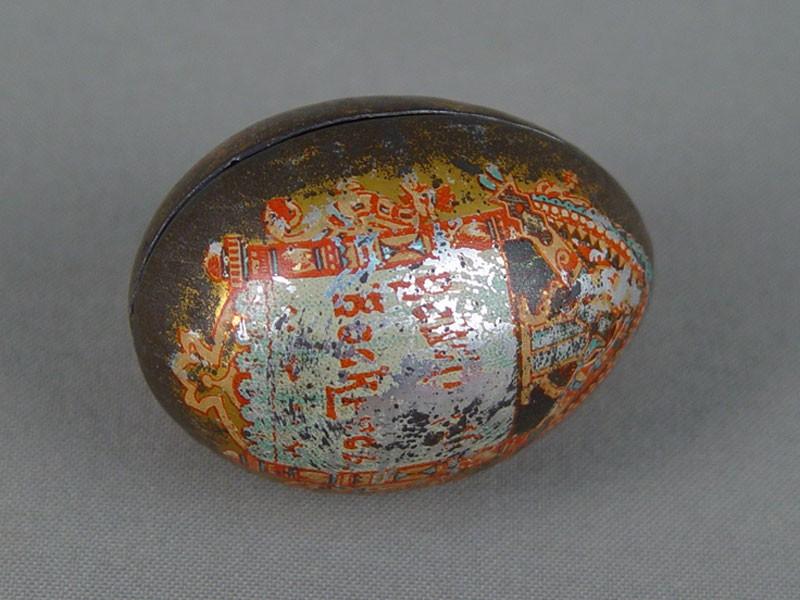 Антиквариат. антикварное пасхальное Пасхальное яйцо