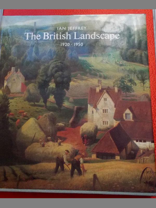 Британский Ландшафт. 1920—1950. /Jan Jeffrey. TheBritish Landscape. Со150иллюстрациями вцвете. Лондон: Таймс иГудзон Со, 1958.— 112стр. <i>Альбомный формат</i>