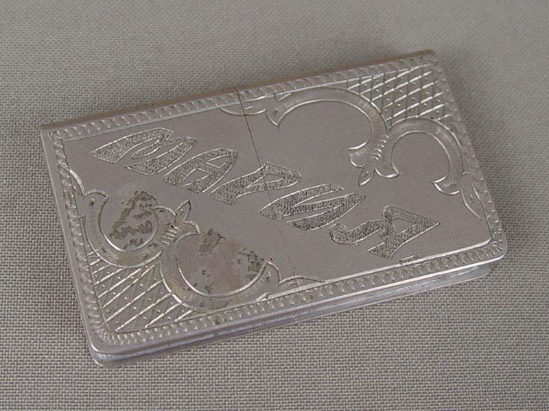 Зажигалка «Обнаженная», металл, размер: 6×3,5см