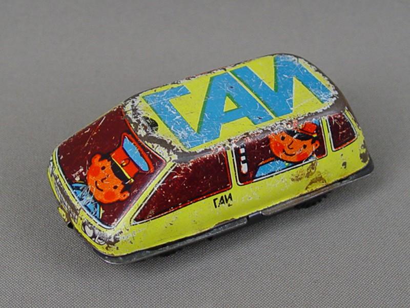 Антиквариат. старинная Игрушка. машина «ГАИ». автомобиль. ГИБДД. советские игрушки