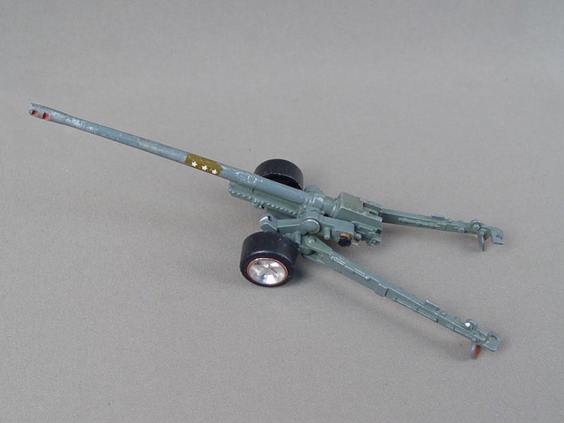 Антиквариат. старинная Игрушка «Пушка противотанковая»