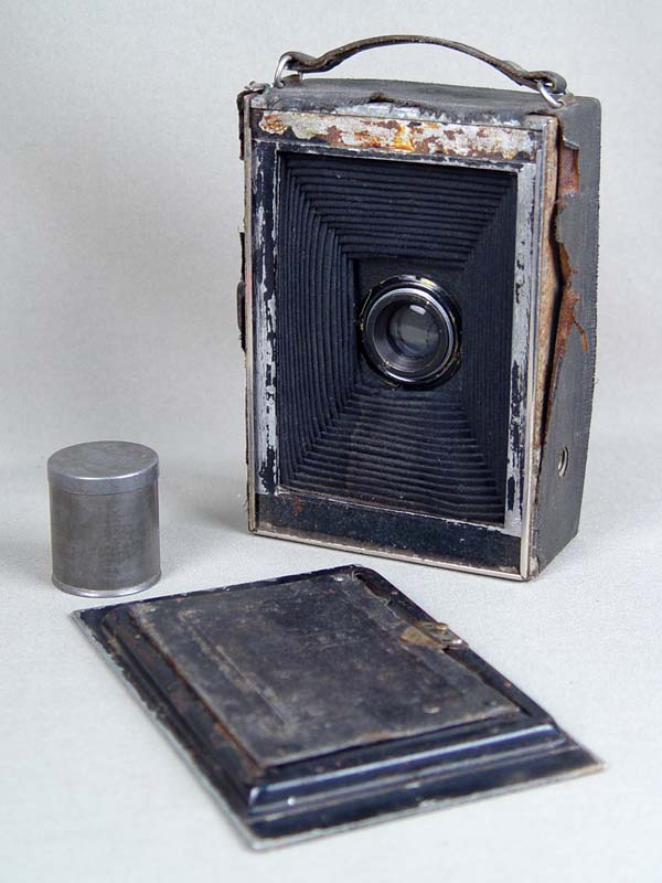 Фотоаппарат «Арфо2» вфутляре, СССР, 1930-егг.