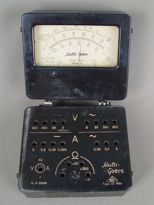 Антиквариат. Измерительный прибор