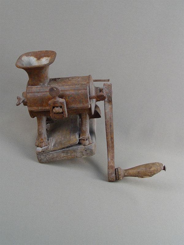 Антиквариат. Прибор для изготовления картечи
