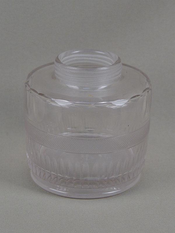 Антиквариат. Чайница, старинное стекло