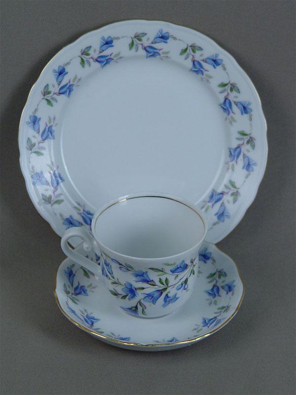 Антиквариат. старинная Чайная пара