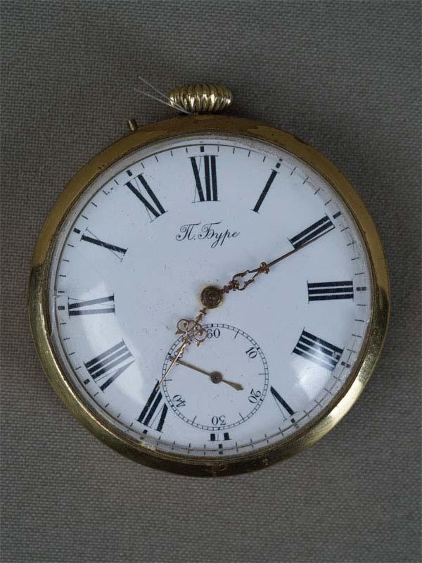 Антиквариат. Часы наручные «Павел Буре»