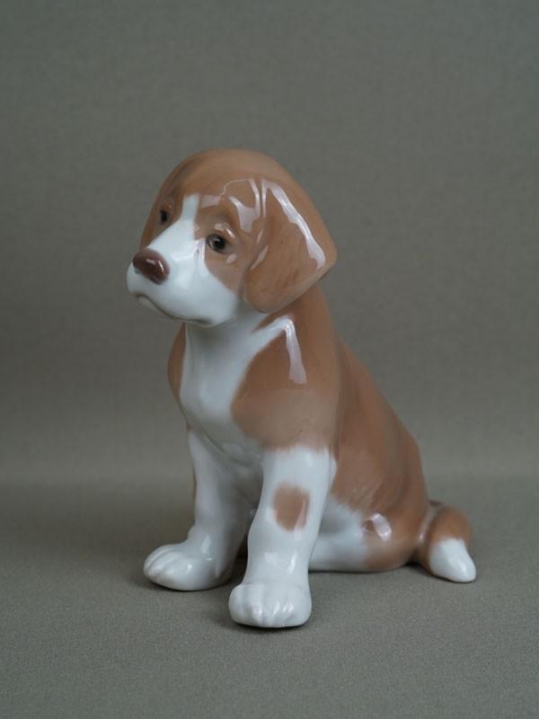 Антиквариат. «собака щенок», Копенгаген