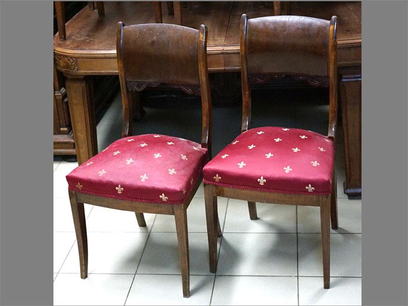 Антиквариат. антикварные стулья, красное дерево