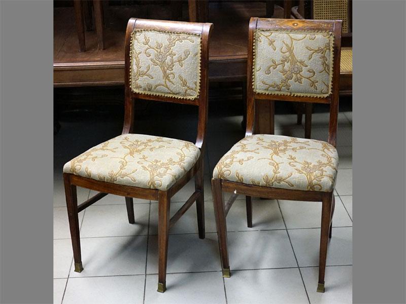 Антиквариат. старинные стулья, маркетри. антикварная мебель