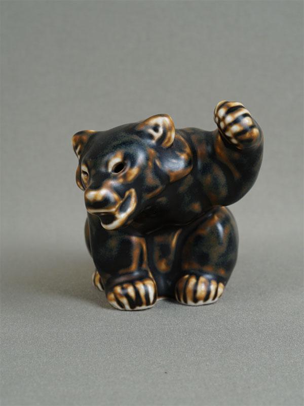 Антиквариат. «Медвежонок», фарфор Копенгаген