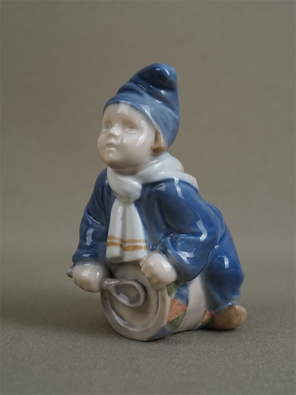 Антиквариат. «Мальчик-барабанщик», Копенгаген