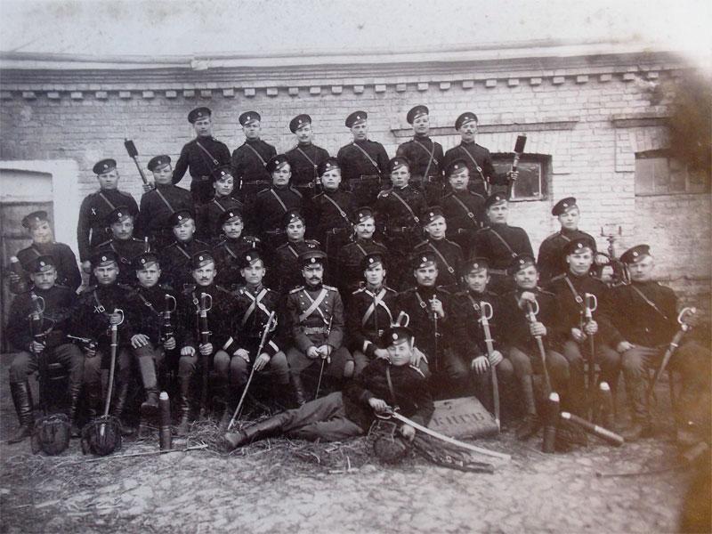 Антиквариат. Групповое фото Крепостная Гарнизонная батарея артиллерия. армия