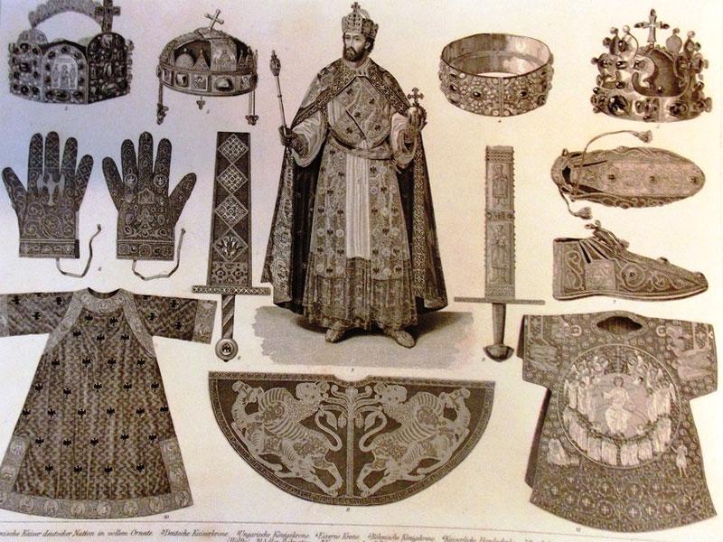 Антиквариат. Символы власти Императоров Великой Римской империи