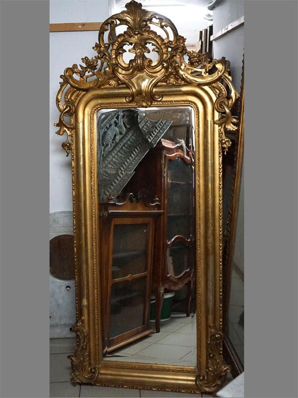 Антиквариат. старинное Зеркало барокко