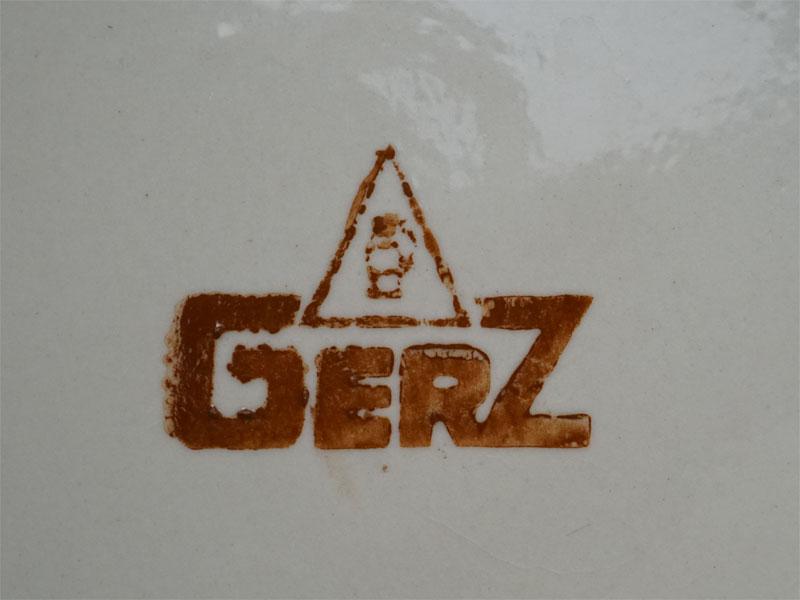 Кружка пивная «Орлы», керамика, металл. Германия, XXвек, высота— 27см