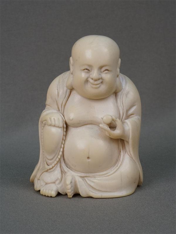 Антиквариат. Окимоно Хотей. семь богов счастья