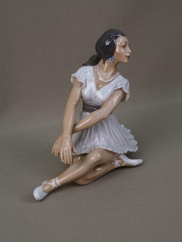 Антиквариат. Балерина. балет театр
