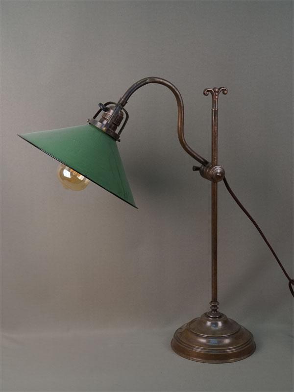 Антиквариат. Лампа настольная