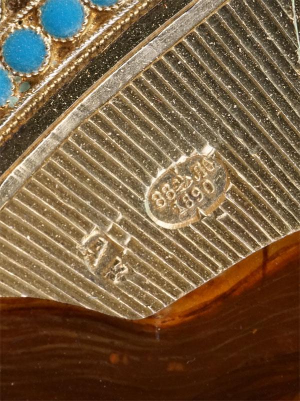 Икона «Господь Вседержитель», дерево, левкас, темпера, 31 × 27см. Оклад: серебро 84 пробы, венец серебро 88 пробы, эмаль, жемчуг. Москва, 1890 год, мастер Антип Кузмичев