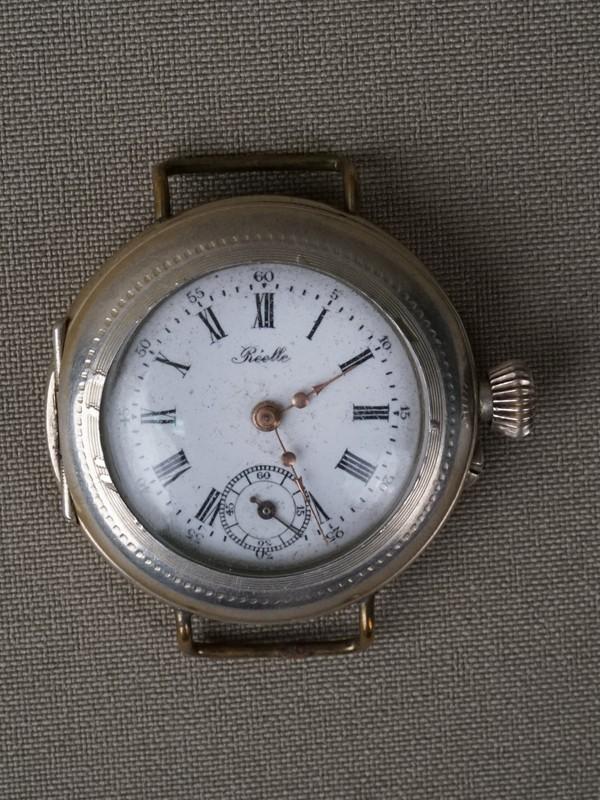 Часы наручные дамские, серебро 875 пробы, конец XIX — начало XX века