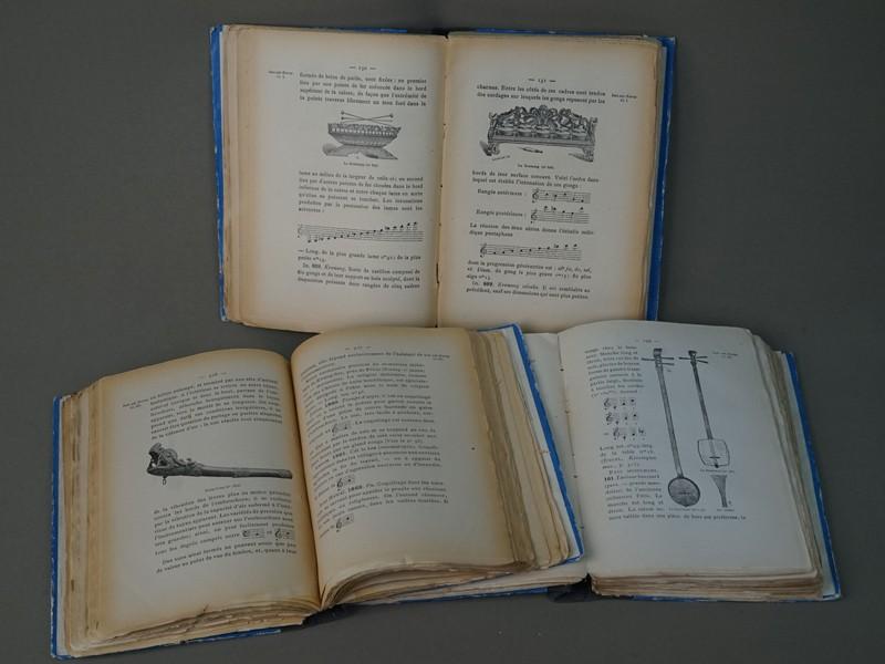 Mahillon, V.- Ch. Описательный и аналитический Каталог инструментального Музея Королевской консерватории в Брюсселе, в 3 томах.