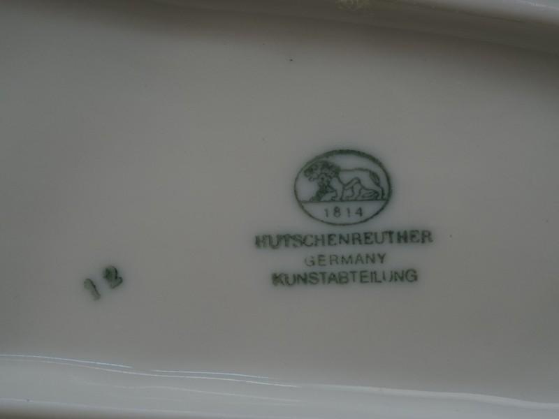 Скульптура «Кони», фарфор, роспись. Германия, Хутченройтер (Hutschenreuther), вторая половина XX века, длина 38см