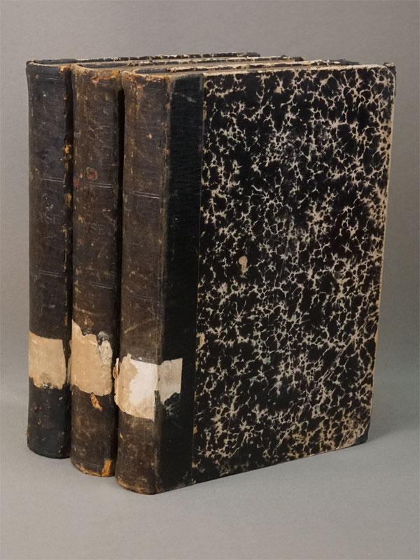 Пикар Эмиль. Вопросы математического анализа. Три тома.
