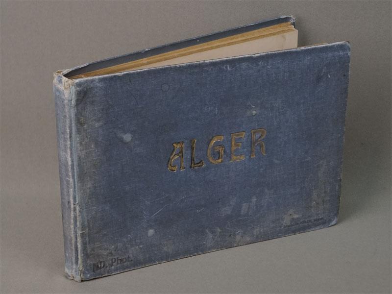 Алжир. Альбом живописных видов колониального Алжира.