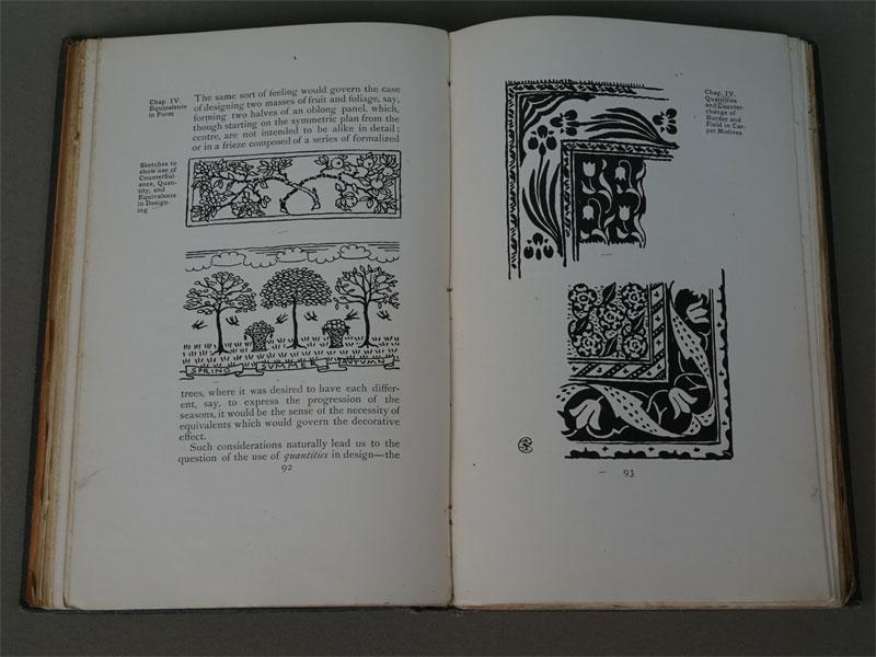 Уолтер Крейн. Линия и Форма в дизайне и иллюстрации. / Line and Form  by Walter Crane