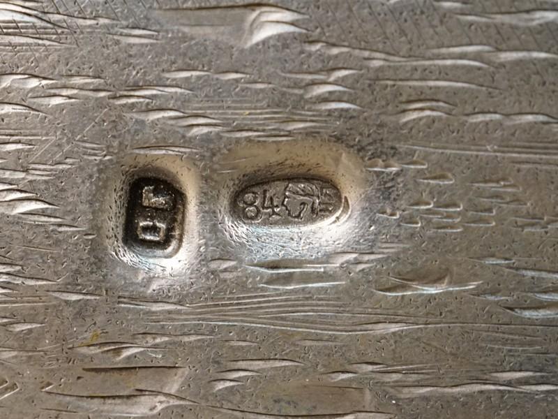 Икона в киоте «Святой Димитрий Солунский», дерево, масло; оклад серебро 84 пробы, мастер С.Галкин, скань, зернь, золочение, эмаль перегородчатая и выемчатая. Москва, конец XIX — начало XX века, 27 × 22,5см. Атрибуция.