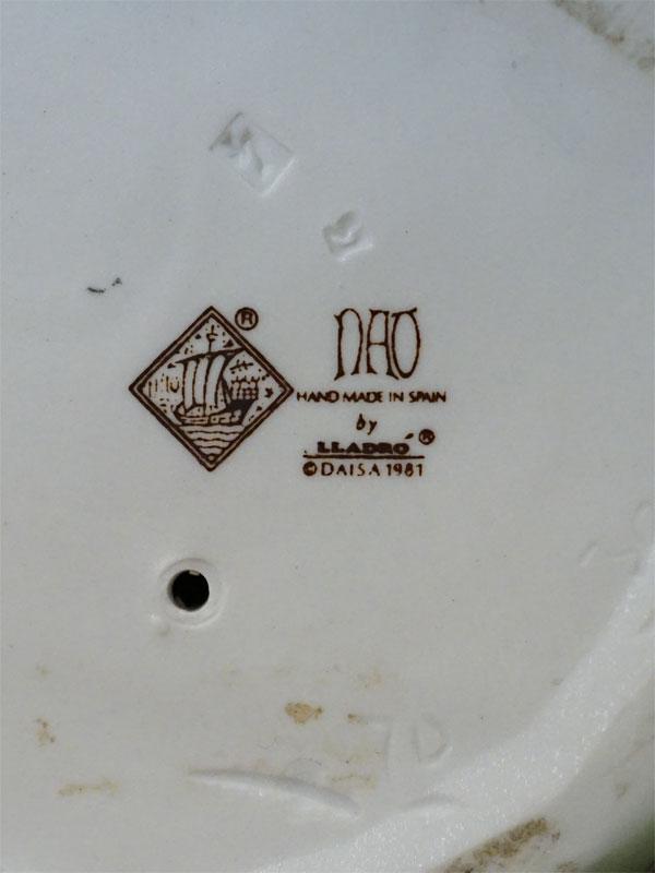 Скульптура «Старый еврей с книгой», фарфор, роспись, высота 30,5см. Испания, Lladro, вторая половина XX века